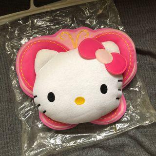 🌻 New 正版Hello Kitty cushion 座椅 汽車咕𠱸