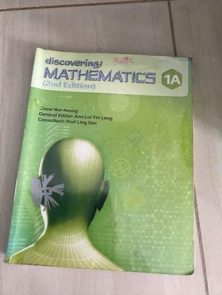 Sec 1 maths