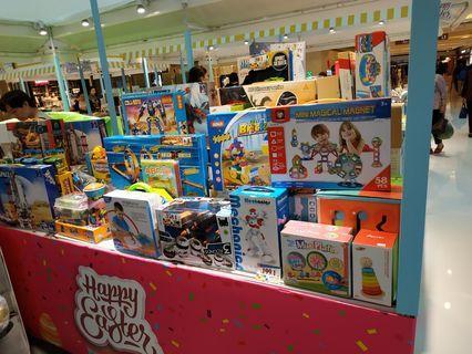 玩具大清倉 toys clearance sale