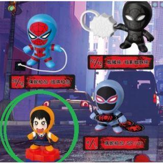 麥當勞 開心樂園餐 Animated Spiderman 蜘蛛俠