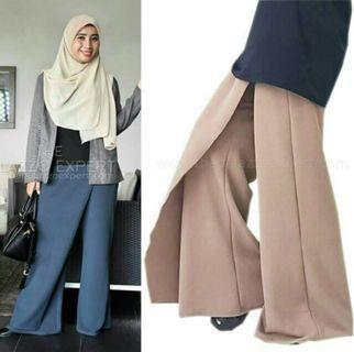 Pallazo Skirt