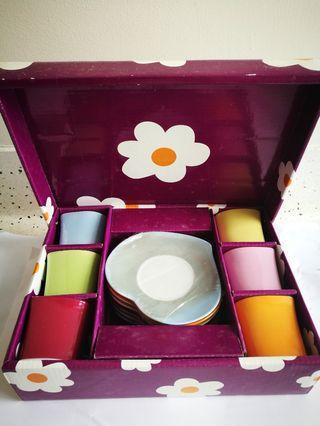 Espresso cup set #Endgameyourexcess