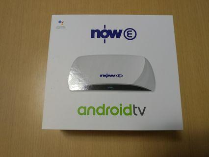 Now E Androidtv 4K電視盒子