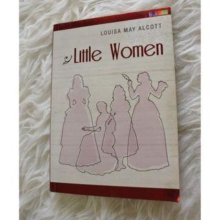 Little Woman by Louisa May Alcott