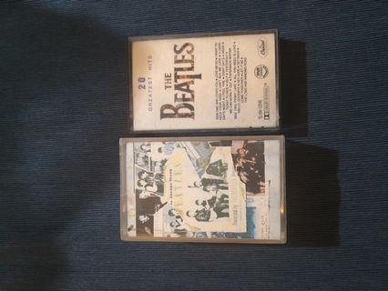 Cassette - Beatles lot