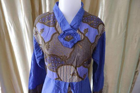 Dress batik super adem ❤️