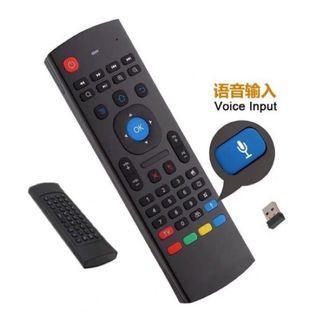🚚 2.4g空中飛鼠遙控器安博盒子電視盒子夢想盒子現貨喲