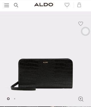 Brand new Aldozip wallet