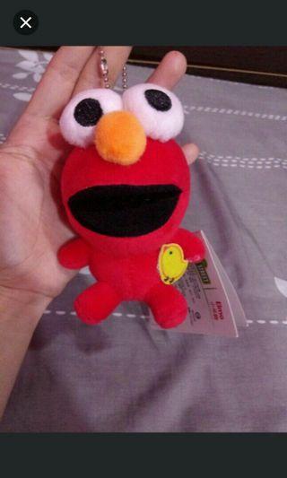Elmo小吊飾
