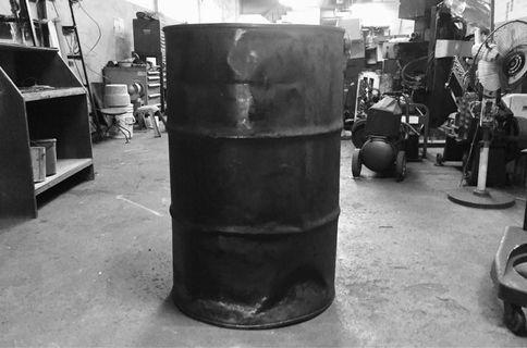 TR 私家系列 汽油 機油 油桶 鐵桶 桶子 面交 現貨 家具 PUB BAR 吧台桌 桌子