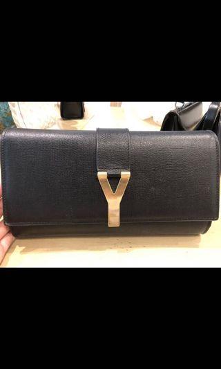 YSL clutch