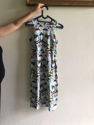 Bodycon long dress