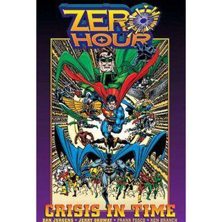 ZERO HOUR CRISIS IN TIME TPB