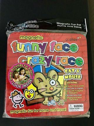 Goplay- Magnetic- Funny n Crazy Face