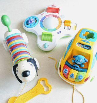 Assorted Toys Bundle