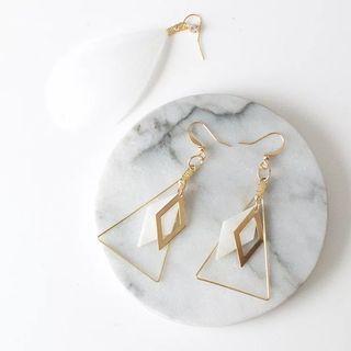 Anting segitiga /Tassel earrings