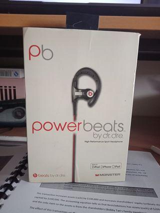 Beats earpiece