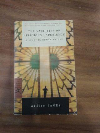 William James - The Varieties of Religious Experience: A Study of Human Nature