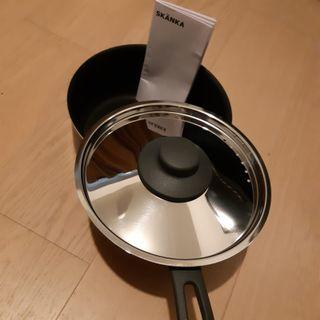 (已拆包裝) Ikea Skanka 煮食煲 Ikea煲 煮麵煲