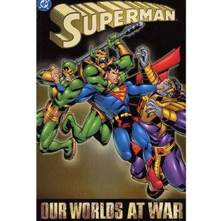 SUPERMAN: OUR WORLDS AT WAR VOL. 2