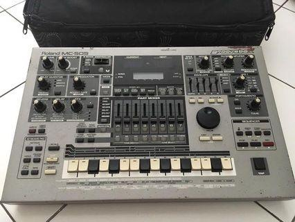Roland MC - 505 Groovebox