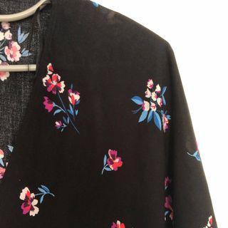 🤑 Forever 21 floral kimono