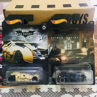 Hotwheels Batman