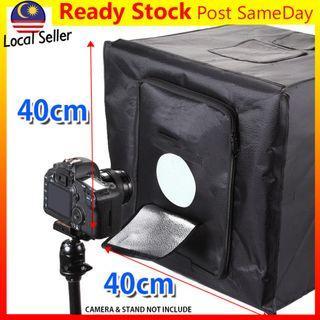 40cm Portable Mini Photo Studio Shooting Tent Cube Light Soft Box