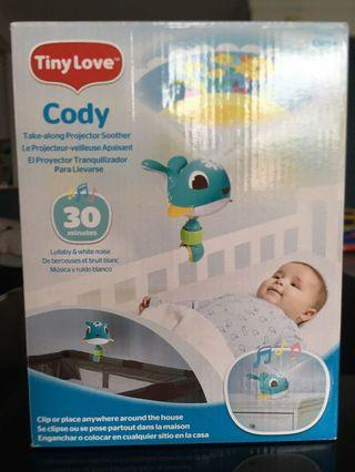 TinyLove Cody Take-along Projector Soother