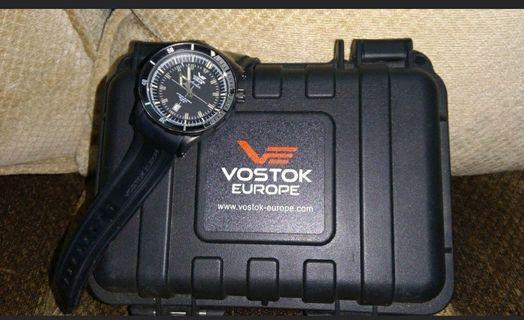 Vostok Anchar Limited