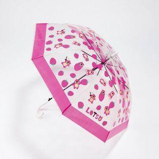 [日本代購] Toy Story Lotso 透明雨傘