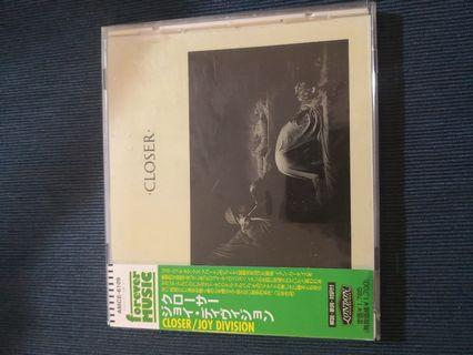 CD - Joy Division (Japan pressed)