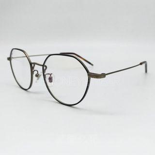 🌺 時尚玩美 🌺 [檸檬眼鏡] LASH A-TYPE27 C2光學眼鏡 鈦金屬鏡框 極輕舒適 配戴沒壓力 -1