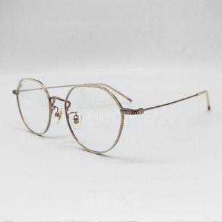 🌺 時尚玩美 🌺 [檸檬眼鏡] LASH A-TYPE27 C3光學眼鏡 鈦金屬鏡框 極輕舒適 配戴沒壓力 -1