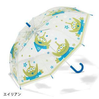 [日本代購] Toy Story 三眼仔透明雨傘