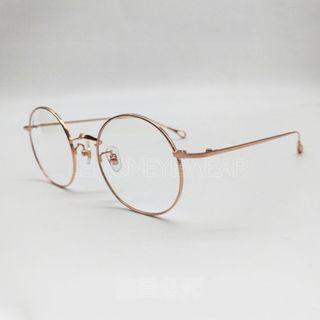 🌺 時尚玩美 🌺 [檸檬眼鏡] LASH A-TYPE RISE C3光學眼鏡 鈦金屬鏡框 極輕舒適 配戴沒壓力