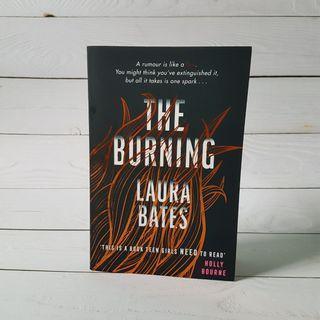 The Burning || Laura Bates  #EndgameYourExcess