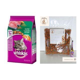 Whiskas Adult Tuna Flavour - 500gram repack