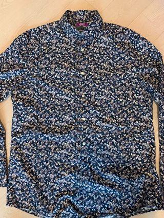 Liberty Arts x H&M shirt, Size L