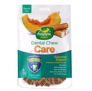 Happi Doggy Dental Chew x3 packet (150g) each
