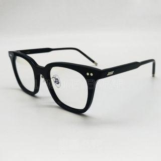 🌺 時尚玩美 🌺 [檸檬眼鏡] LASH S-TYPE 8-1 光學眼鏡 板材亮黑材質 時尚帥氣方框