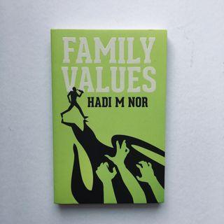 Family Values | Hadi M Nor #EST50