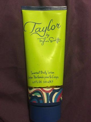 Taylor Swift Body Lotion