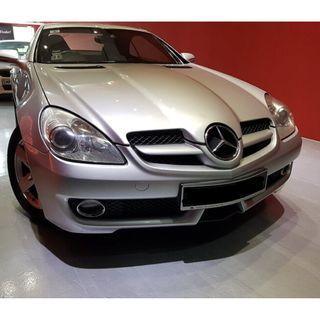Mercedes-Benz SLK200 Kompressor Auto