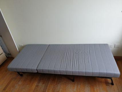 Single Foldable Bed