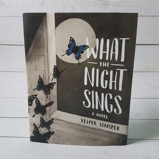 What The Night Sings || Vesper Stamper  #EndgameYourExcess