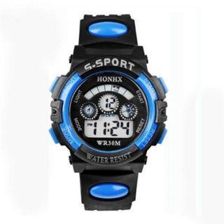 Kids Waterproof Sport Watch