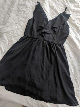Zalora / Something Borrowed Little Black Dress