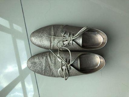 Aldo Original Gold Shoes