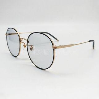 🌺 春夏新款 🌺 [檸檬眼鏡] LASH HOPE 2 BKG16 太陽眼鏡 圓形鈦金屬鏡框 極輕舒適 配戴沒壓力